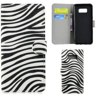 Plånboksfodral Samsung Galaxy S10e - Zebra