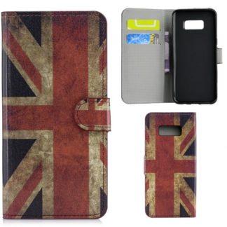 Plånboksfodral Samsung Galaxy S10e - Flagga UK
