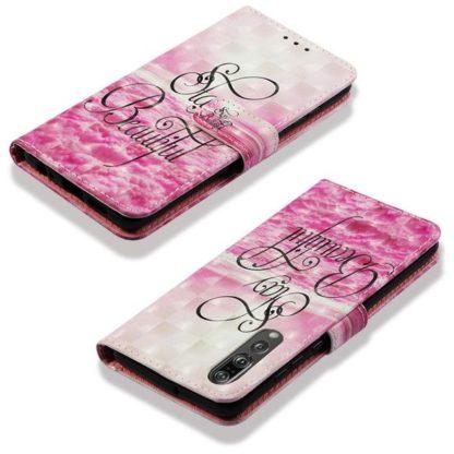Plånboksfodral Huawei P30 – Stay Beautiful