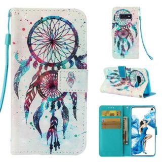 Plånboksfodral Samsung Galaxy S10e – Drömfångare