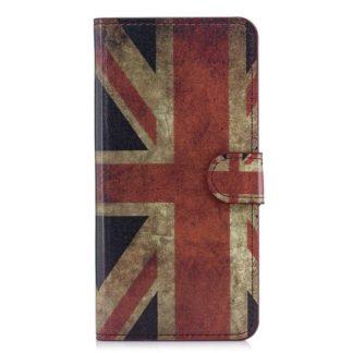 Plånboksfodral Samsung Galaxy S9 Plus - Flagga UK