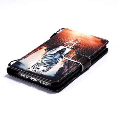 Plånboksfodral Apple iPhone 11 – Reflektion