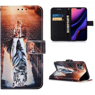 Plånboksfodral Apple iPhone 11 Pro – Reflektion