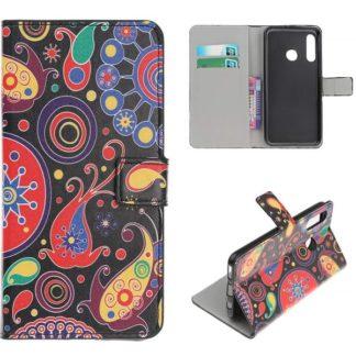 Plånboksfodral Huawei P30 Lite - Paisley