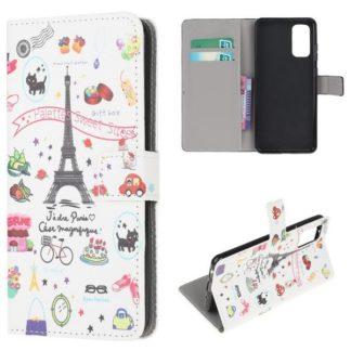 Plånboksfodral Samsung Galaxy S20 - Paris