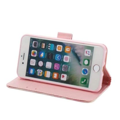 Plånboksfodral iPhone SE (2020) – Never Stop Dreaming