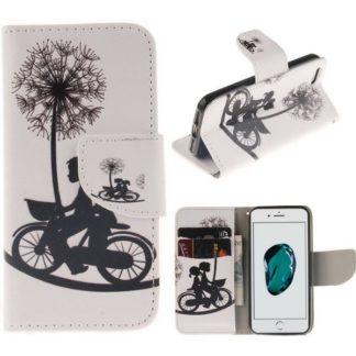 Plånboksfodral iPhone SE (2020) - Lekande Barn