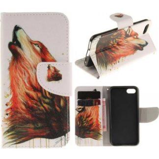 Plånboksfodral iPhone SE (2020) - Varg
