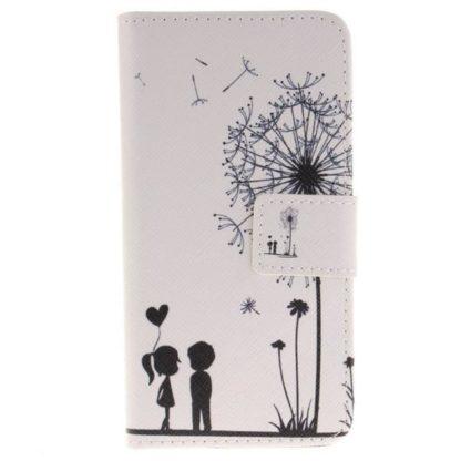 Plånboksfodral iPhone SE (2020) - Kärlek