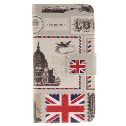 Plånboksfodral iPhone SE (2020) - London