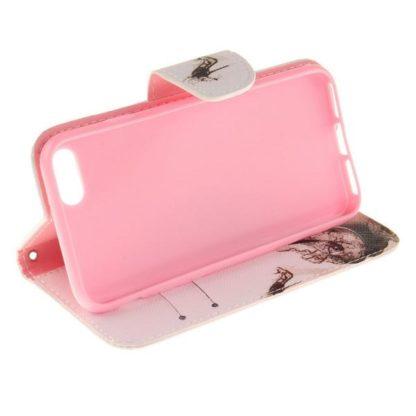 Plånboksfodral iPhone SE (2020) - Högklackad Sko