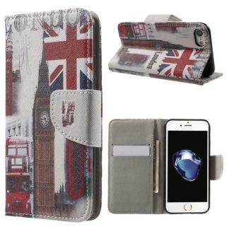 Plånboksfodral iPhone SE (2020) – London