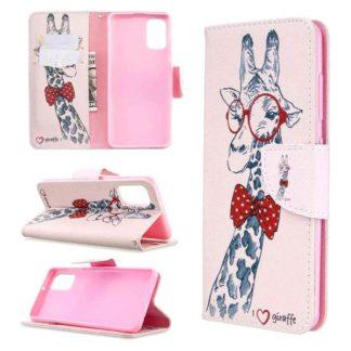 Plånboksfodral Samsung Galaxy A41 – Giraff