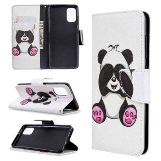 Plånboksfodral Samsung Galaxy A71 - Panda