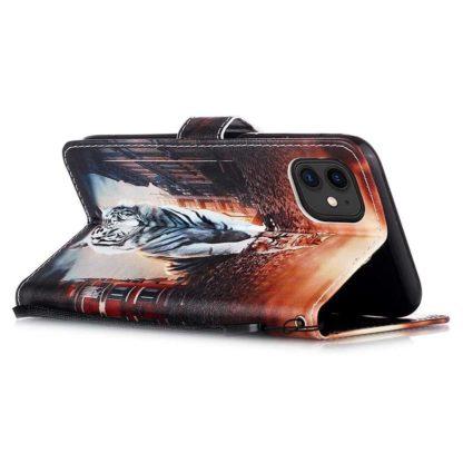 Plånboksfodral Apple iPhone 12 Mini – Reflektion
