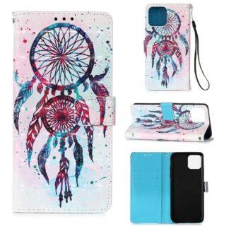 Plånboksfodral Apple iPhone 12 – Drömfångare