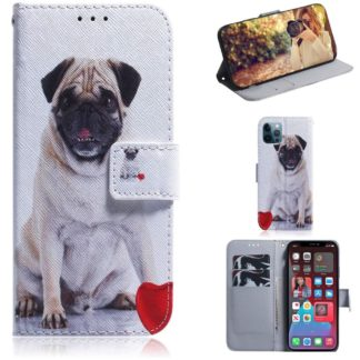 Plånboksfodral Apple iPhone 12 Pro - Mops