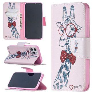 Plånboksfodral Apple iPhone 12 Pro – Giraff