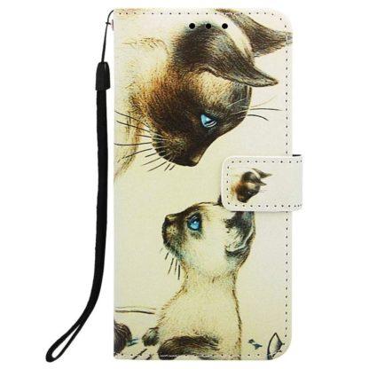 Plånboksfodral Apple iPhone 12 Pro – Katter