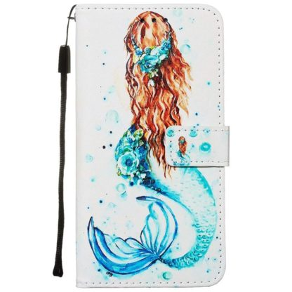 Plånboksfodral Apple iPhone 12 Pro – Sjöjungfru