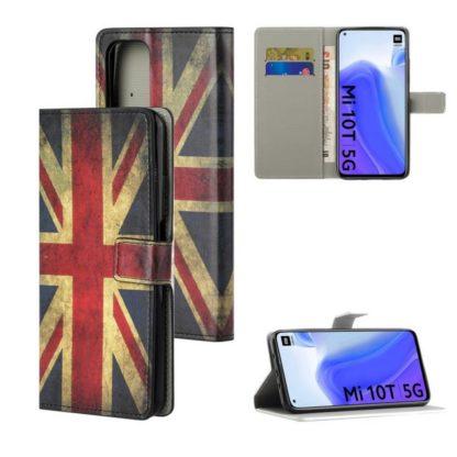 Plånboksfodral Xiaomi Mi 10T Pro - Flagga UK