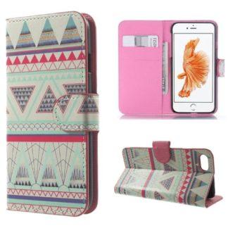 Plånboksfodral Apple iPhone 7 - Aztek