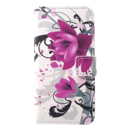 Plånboksfodral Sony Xperia XZ2 Compact - Lotus