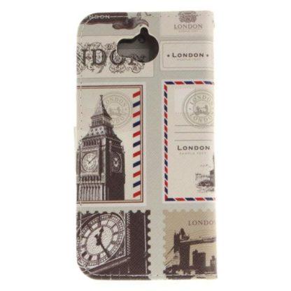 Plånboksfodral Huawei Y6 2017 - London