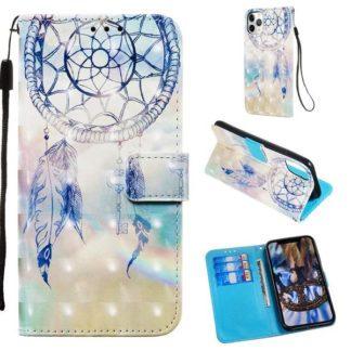 Plånboksfodral Apple iPhone 11 Pro - Drömfångare Himmel