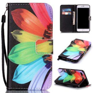 Plånboksfodral iPhone 6 Plus / 6s Plus - Solros