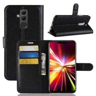 Plånboksfodral Huawei Mate 20 Lite - Svart