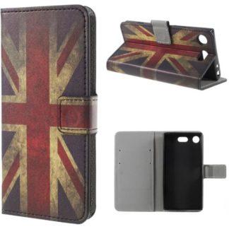 Plånboksfodral Sony Xperia XZ1 Compact - Flagga UK