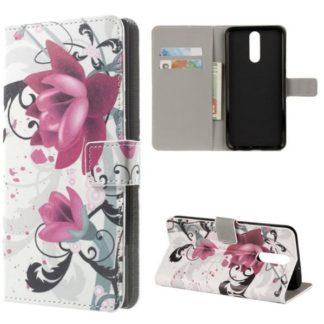 Plånboksfodral Huawei Mate 10 Lite – Lotus