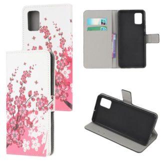 Plånboksfodral Samsung Galaxy A41 - Körsbärsblommor