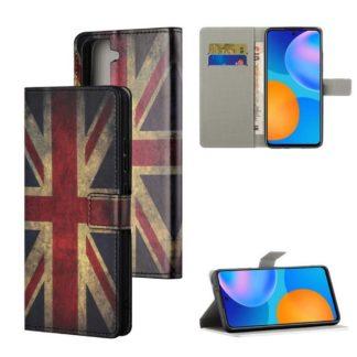 Plånboksfodral Samsung Galaxy S21 - Flagga UK