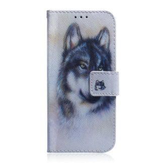 Plånboksfodral Samsung Galaxy S21 – Varg