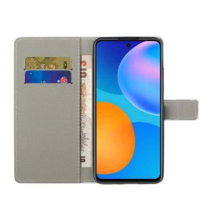 Plånboksfodral Samsung Galaxy S21 - Ugglor På Kalas