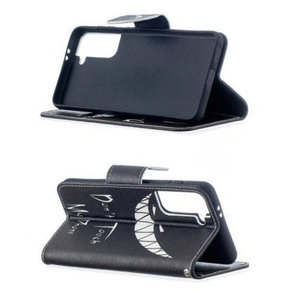 Plånboksfodral Samsung Galaxy S21 Plus – Don't Touch My Phone