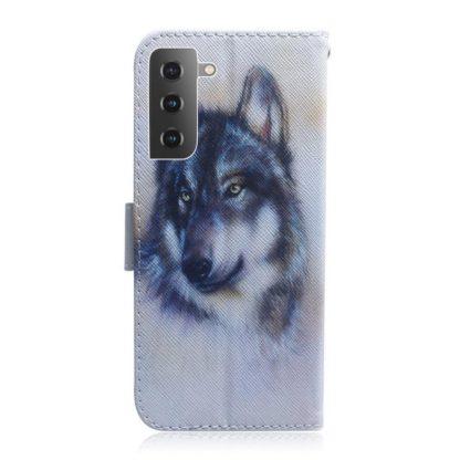 Plånboksfodral Samsung Galaxy S21 Plus – Varg