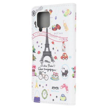 Plånboksfodral Samsung Galaxy A12 - Paris
