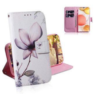 Plånboksfodral Samsung Galaxy A12 - Magnolia