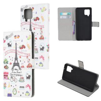 Plånboksfodral Samsung Galaxy A42 - Paris