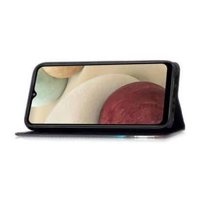 Plånboksfodral Samsung Galaxy A42 - Rosor