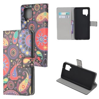Plånboksfodral Samsung Galaxy A12 - Paisley