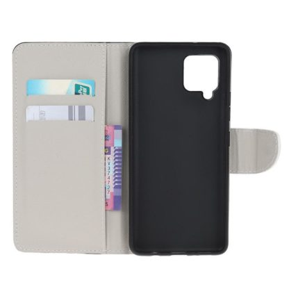 Plånboksfodral Samsung Galaxy A42 - Don't Touch My Phone