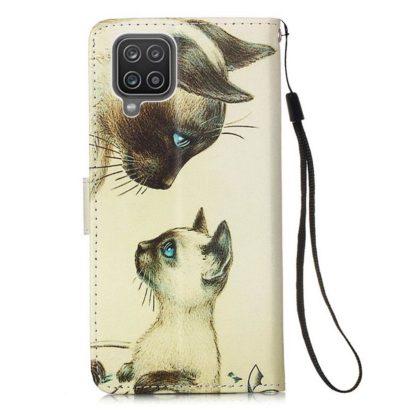 Plånboksfodral Samsung Galaxy A42 - Katter