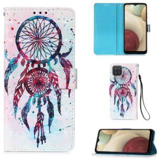 Plånboksfodral Samsung Galaxy A12 - Drömfångare