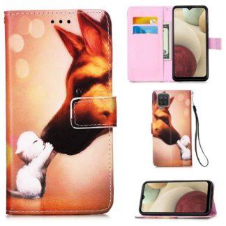 Plånboksfodral Samsung Galaxy A12 - Best Friends