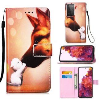 Plånboksfodral Samsung Galaxy S21 Ultra – Best Friends