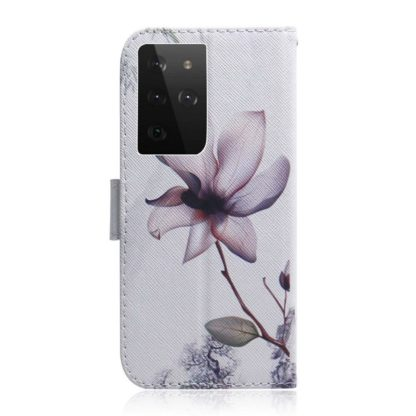 Plånboksfodral Samsung Galaxy S21 Ultra – Magnolia